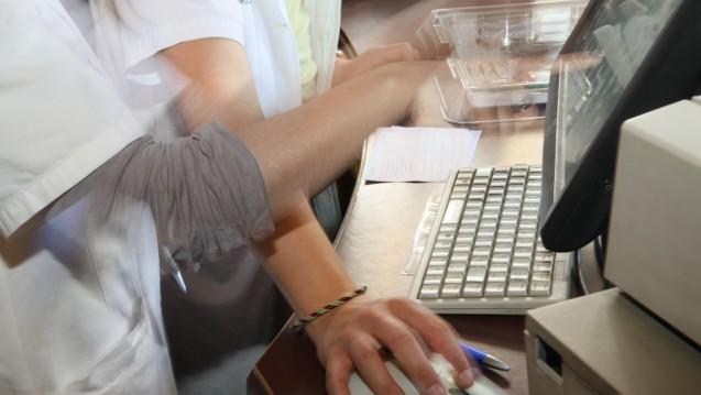 Auch Apotheken-Kassen sind im Visier des Bundesfinanzministers. (Foto: Sket)