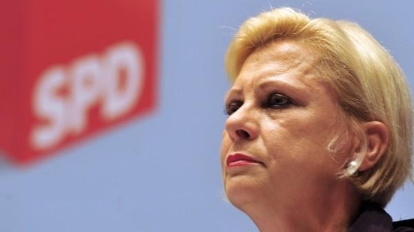 Hilde Mattheis will erneut in den Bundestag