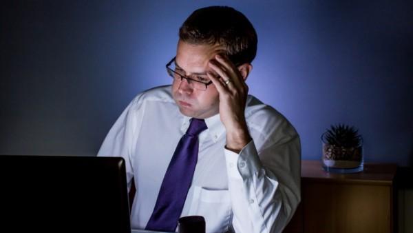 Gefahr durch lange Arbeitszeiten