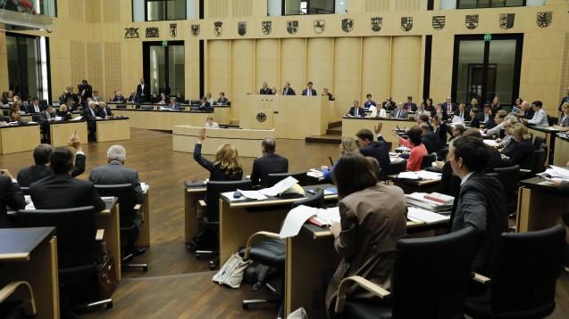 Das Plenum des Bundesrats verzichtet beim PDSG darauf, den Vermittlungsausschuss anzurufen. (Archivbild, Foto: imago images / Metodi Popow)