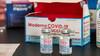 Moderna-Impfstoff nun auch für Arztpraxen. (Foto: IMAGO / ZUMA Wire)