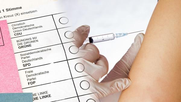Impfen, Honorar, Rabattverträge – Was sagen die Parteien in Hessen?