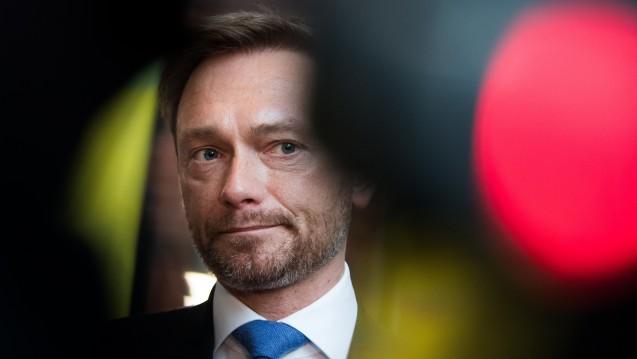 Sehr viel spricht dafür, dass der FDP-Exit von Christian Lindner auf parteistrategische Überlegungen zurückging, meint DAZ.online-Chefredakteur Benjamin Rohrer in seinem Kommentar. (Foto: dpa)