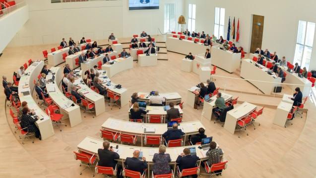 Vor Veränderungen: Der Brandenburger Landtag steht vor einer wichtigen Wahl. Wir haben die Parteien nach ihren apothekenpolitischen Positionen gefragt. (Foto: dpa)
