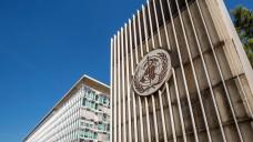 Die WHO hat eine neue Version der Leitlinien zur Behandlung von Krebsschmerzen herausgegeben. (WHO-Hauptgebäude in Genf, m / Foto: imago)