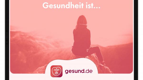 """Gesundheitsplattform """"gesund.de"""" startet im April"""