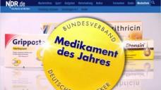 Die ABDA sieht die BVDA-Siegel kritisch. (Screen: ndr.de)