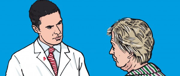 Eine multimorbide Patientin mit Osteoporose
