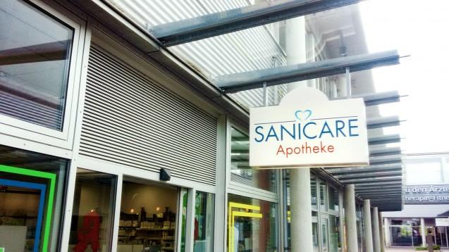 Weiter in den Schlagzeilen: Die Versandapotheke Sanicare wird noch eine Weile in rechtliche Auseinandersetzungen verstrickt sein. (Foto: dpa)