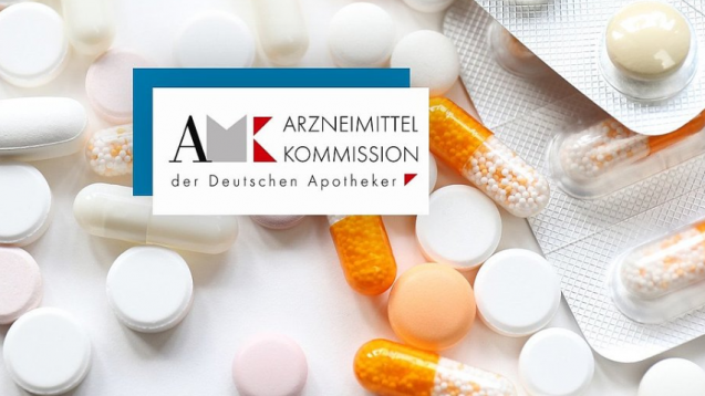 Im Rahmen des neuen Internetauftritts der ABDA erneuert auch die Arzneimittelkommission der Deutschen Apotheker (AMK) ihre Homepage. (Foto. Screenshot AMK)
