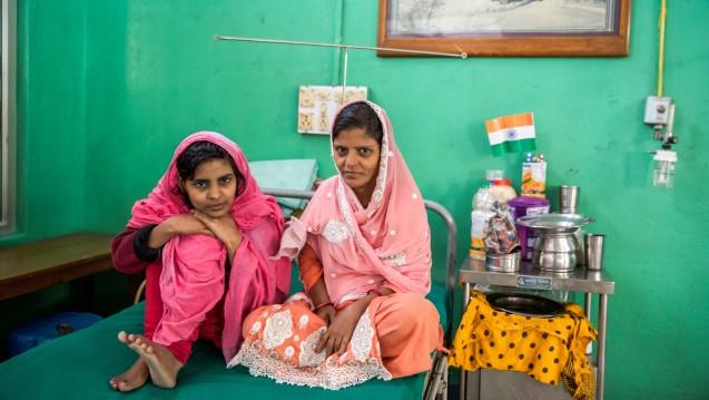 Indien zählt mit China und Russland zu den Ländern mit den höchsten Resistenzraten bei Tuberkulose. Mit Pretomanid kommt nach FDA-Zulassung nun eine neue Behandlungsoption für erwachsene Patienten mit extrem resistenter Tuberkulose. (Foto:picture alliance / Miro May)