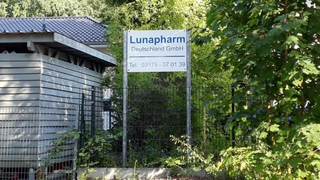 Lunapharm-Affäre