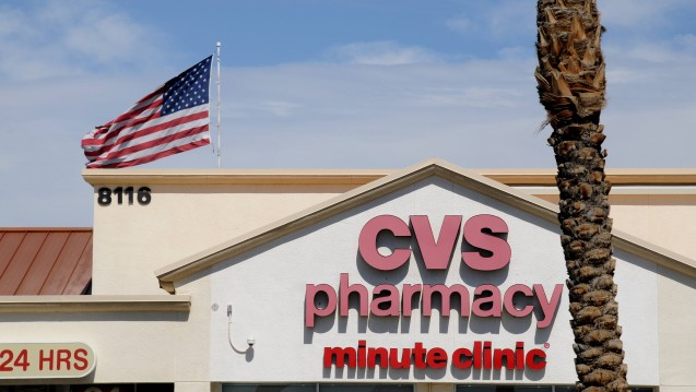 Erstmals wird mit CVS ein Konzern von der Erstattung bis zur Arzneimittelabgabe die komplette Arzneimittel-Lieferkette kontrollieren. (m / Foto: imago)