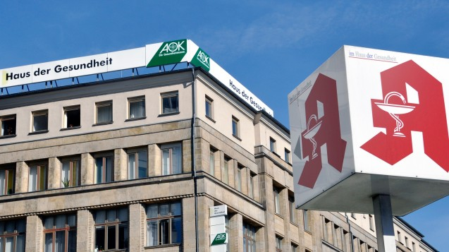 Was sagen die Apotheker-Funktionäre zu den Forderungen der Krankenkassen im anstehenden Bundestags-Wahlkampf? (Foto: dpa)