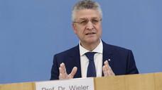 Prof. Dr. Lothar H. Wieler, Präsident des Robert Koch-Instituts, hier auf der Bundespressekonferenz zur Corona-Lage am 22. Juni 2021. (Foto:IMAGO / Jürgen Heinrich)