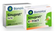 18 Fälle von Nasenbluten stehen einer Milliarde Tagesdosen von Sinupret gegenüber, erklärt Bionorica. (j/Foto:Bionorica)