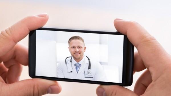 Video-Sprechstunde ersetzt Arztbesuch