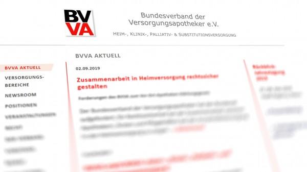Umbenennung: BVKA heißt jetzt BVVA
