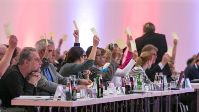 Uneins über innovative Versorgung: Die Kammer Rheinland-Pfalz wollte Versorgungsmodelle neu denken, die ABDA ließ jedoch einen wichtigen Absatz aus dem Antrag streichen. (Foto: Schelbert)