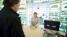 Die Kundenbindung ist in den niederländischen Apotheken extrem hoch. (Foto: Imago)