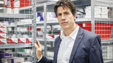 AEP-CEO Jens Graefe im Interview mit DAZ.online: Der Großhandelschef meint, dass insbesondere heilberuflich orientierte Apotheken leiden werden, wenn die Skonto-Möglichkeiten der Großhändler eingeschränkt werden. (Foto: AEP)