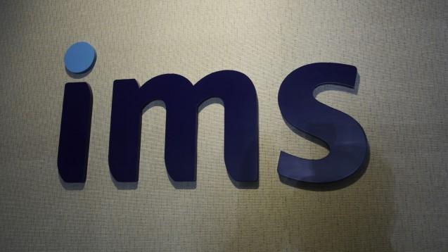 Plus nach Merger: Der neu entstandene Marktfroschungs-Riese für den Gesundheitsmarkt Quintiles IMS Holdings konnte nach der Fusion von IMS Health und Quintiles sowohl den Umsatz als auch den Ertrag steigern. (Foto: dpa)