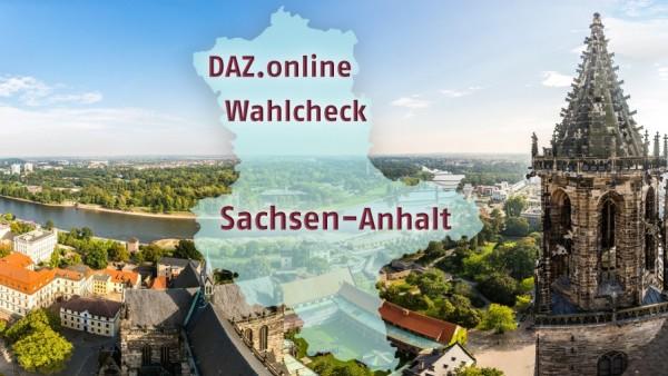 Wen sollten Apotheker in Sachsen-Anhalt wählen?
