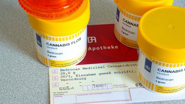 Cannabis auf Rezept