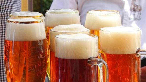 Glyphosat-Rückstände in Bier sind unbedenklich