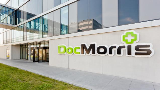 2,6 Millionen Euro Schadenersatz: Die niederländische Versandapotheke DocMorris verlangt von der Apothekerkammer Nordrhein vor dem Landgericht Düsseldorf Schadenersatz. (Foto: DocMorris)