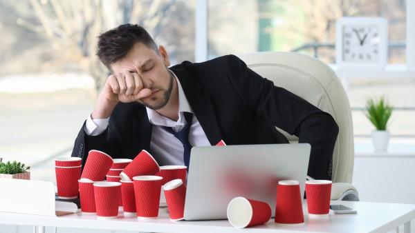 Schlafstörungen sorgen für mehr Fehltage