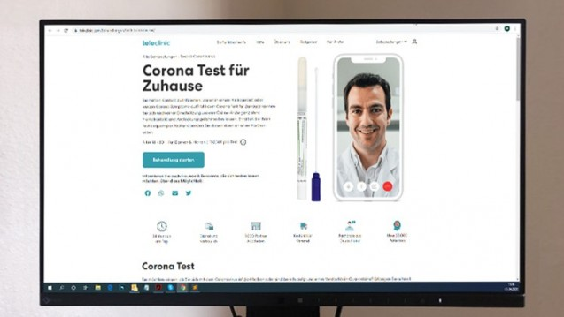 Patienten mit Verdacht auf eine SARS-CoV-2-Infektion können nun auf ärztlichen Rat selbst einen Test vornehmen.(t/Foto: DAZ.online)