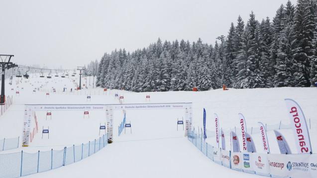 Nicht ganz so steil wie Kitzbühls Streif: der Götschen in Berchtesgaden. (Foto: Sanacorp)
