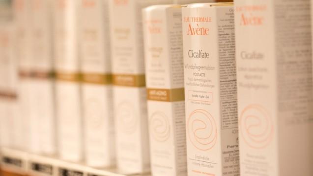 Auch Produkte von Avène finden sich im neuen Store von Douglas. (s/Foto: Hartlmaier)