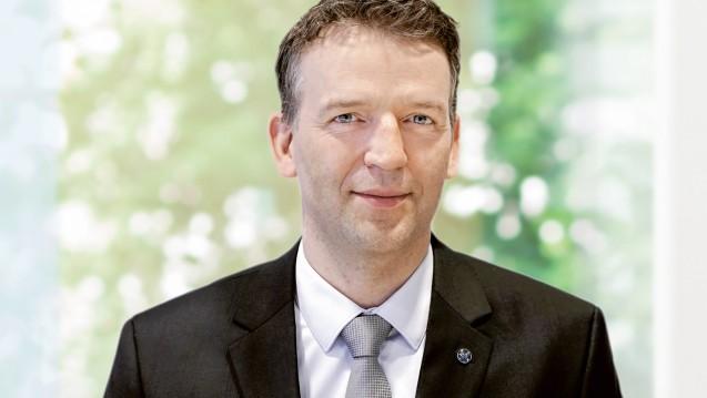 Tobias Boldt ist neu in die Spitze des BAH-Vorstands aufgerückt. (c / Foto: BAH/Volke)