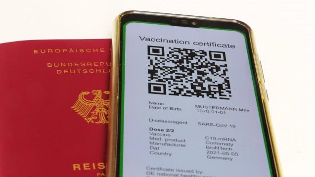 Referentenentwurf Apotheken Sollen 18 Euro Je Impfzertifikat Bekommen