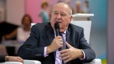 DAV-Chef Fritz Becker erklärte auf dem Pharmacon in Schladming, dass die ABDA mit Bundesgesundheitsminister Jens Spahn (CDU) auch über Folgerezepte aus der Apotheke spricht. (m / Foto: Schelbert)