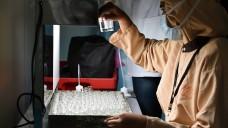 Symbolbild: Auch die Sartane indischer Wirkstoffhersteller werden genauer durchleutet. (b / Foto: Xinhua / imago)