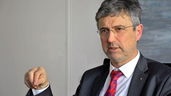 Kompromiss nicht erwünscht: Martin Litsch, Chef des AOK-Bundesverbandes, will keine Rabattverträge für Zytostatika und beharrt auf seinem Ausschreibungsmodell. (Foto:dpa)