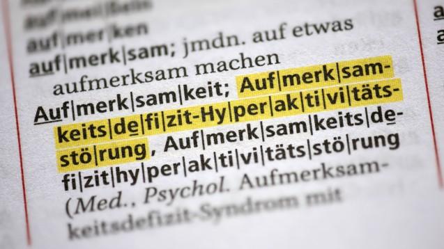 ADHS: Die Leitlinie sieht nun eine Pharmakotherapie auch bei nicht ganz so schweren Formen vor. (Foto: imago)