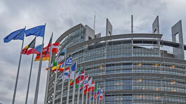 Das EU-Parlament hat am gestrigen Mittwoch eine Resolution zur Cannabismedizin verabschiedet. (c / Foto: imago)