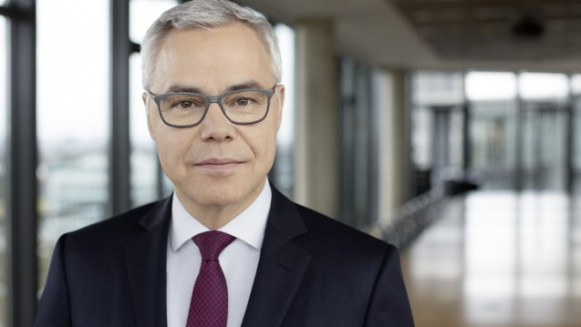 Apobank-Vorstandschef Ulrich Sommer will mit seinem Kreditinstitut neue Wege beschreiten und eine Plattform gründen, die Heilberuflern in vielen Situationen weiterhilft. ( r / Foto: Apobank)