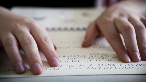 Wie die Braille-Schrift in die Welt kam
