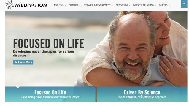 Sanofi erhöht vielleicht das Angebot für den US-Konzern Medivation. (Screenshot: DAZ.online)