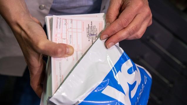 Die Zahl der Rezepte schwankte in diesem Jahr in den Apotheken besonders stark. (Foto: Schelbert)