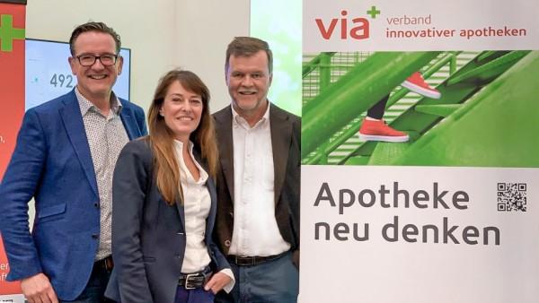 """""""Verband innovativer Apotheken"""" gegründet"""