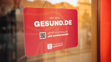 An gesund.de angeschlossene Apotheken erhalten ein Welcome-Kit mit Werbemitteln und einem Gütesiegel. (Foto: gesund.de)