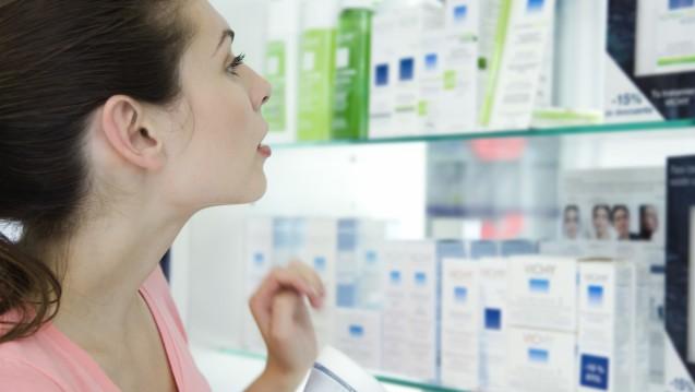 L'Oréal will in den USA seinen Umsatz mit Apotheken-Kosmetika verdoppeln. (Foto: dpa)