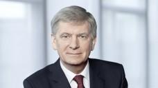 Jetzt auch offiziell Chef der apoBank: Vorstandvorsitzender Herbert Pfennig. (Foto: apoBank)