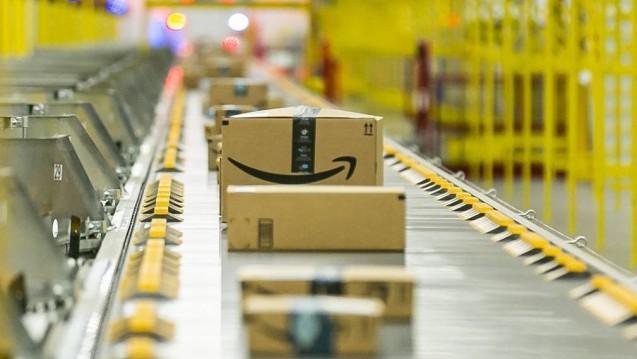 Der Commerzbank-Analyst Andreas Riemann glaubt nicht, dass Amazon in Europas Apothekenmärkten Fuß fassen wird und meint, dass die derzeitigen Wachstumszahlen der Versandhändler wegen der Coronakrise sich nicht verstetigen werden. (s / Foto: imago images / ZUMA)